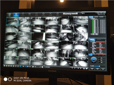 监控系统安装案例