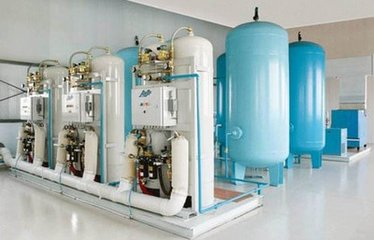 四川中心供氧设备展示