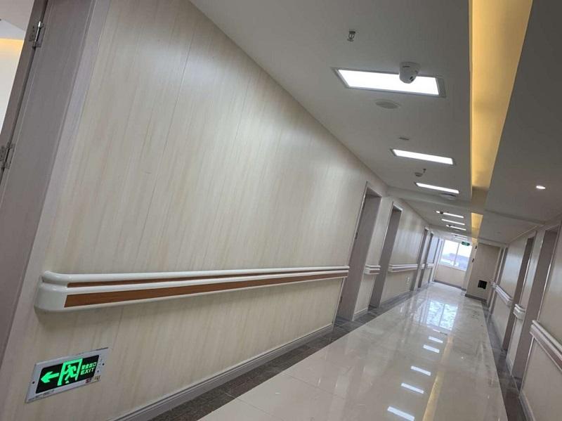 成都医用走廊扶手安装
