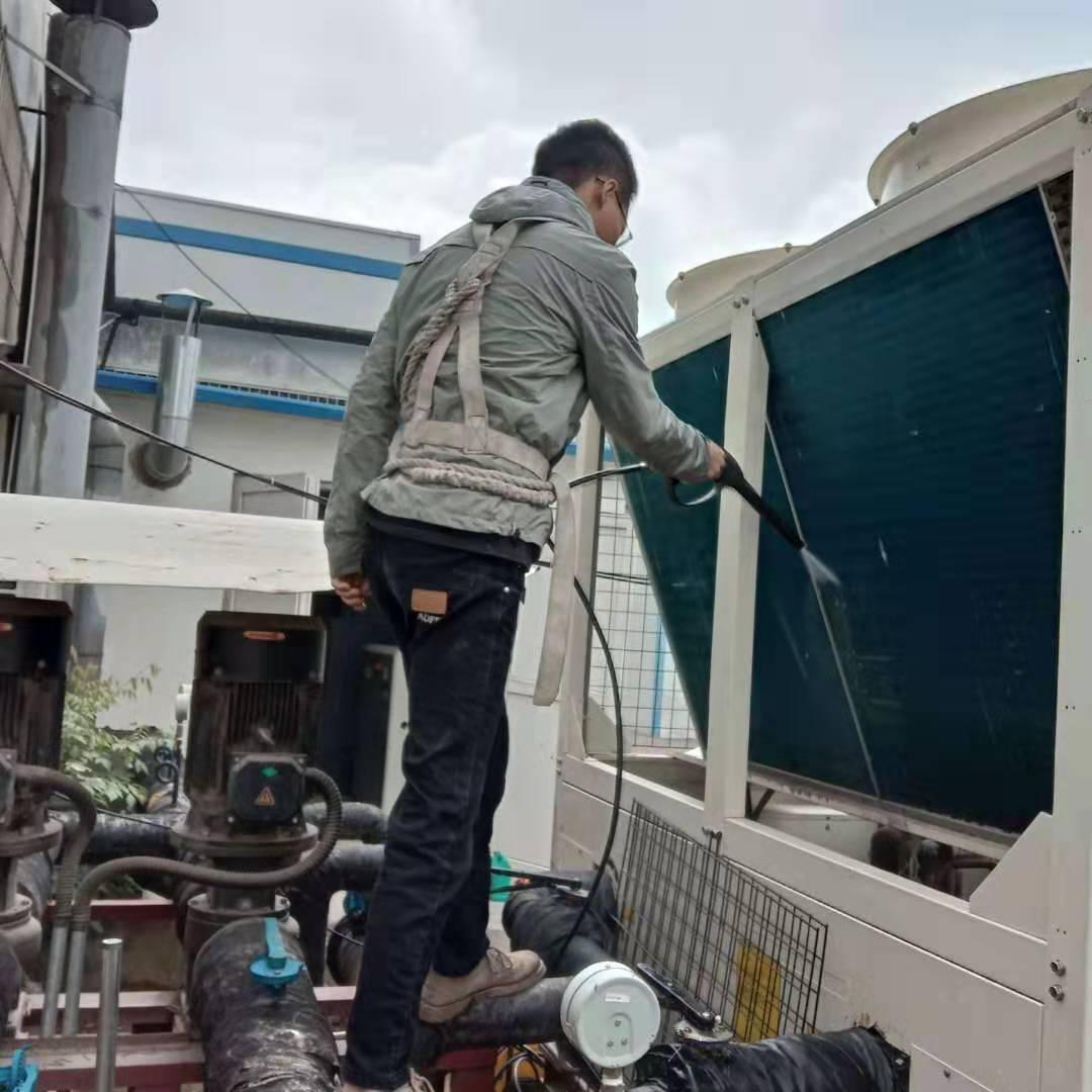 陕西中央空调系统清洗消毒