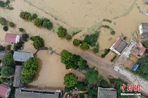 汛期以来已有1991万人次受灾 直接经济损失534亿元