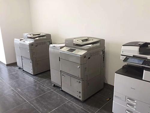 成都复印机出租公司企业相册