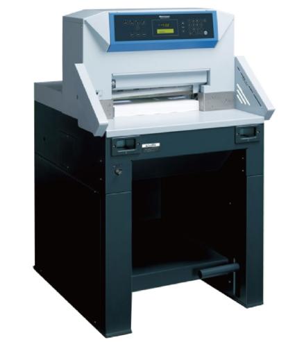 日本好利用 horizon apc-450程控切纸机