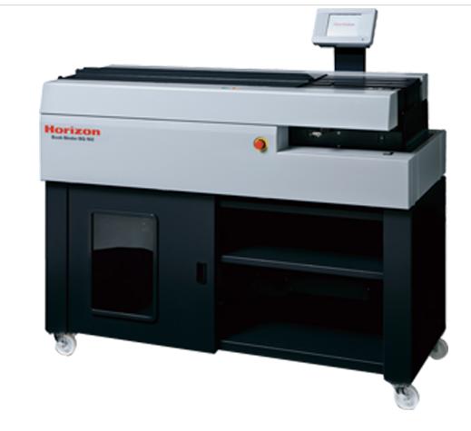 日本好利用 Horizon BQ-160智能胶装机