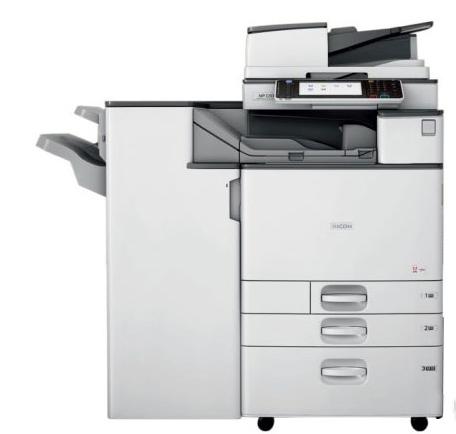 理光C6003彩色复印机