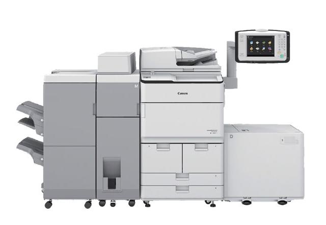 佳能8505生产型黑白复印机