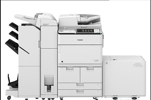 佳能6575高速黑白复印机含分页器