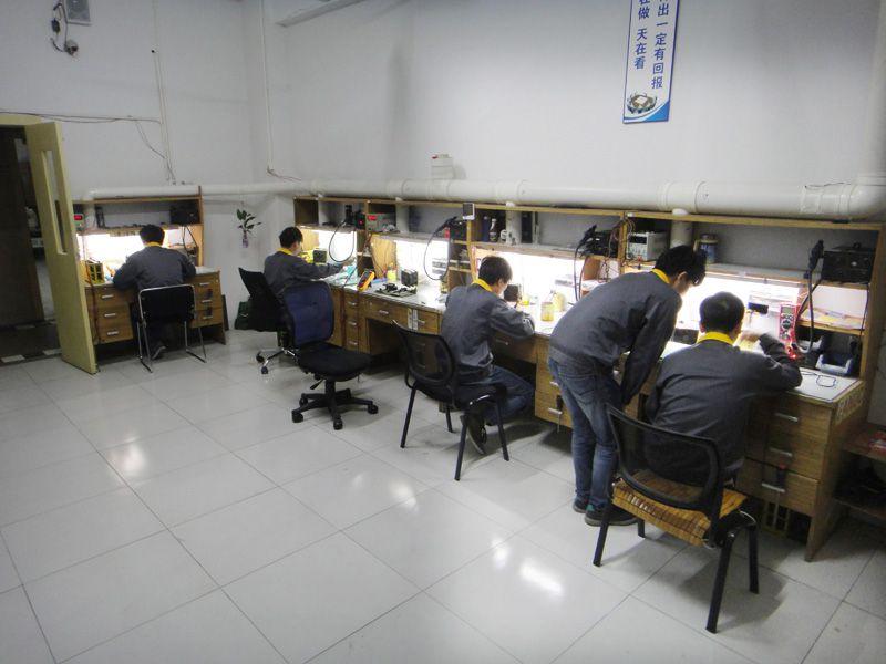 四川数控维修公司企业相册