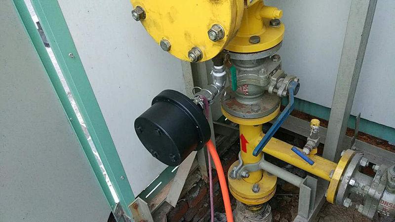 燃气PE管线定位仪GPPL安装