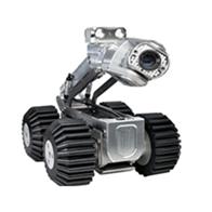 CCTV管道电视检测机器人