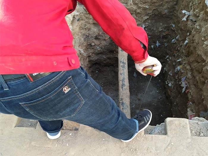西安管道探测工程