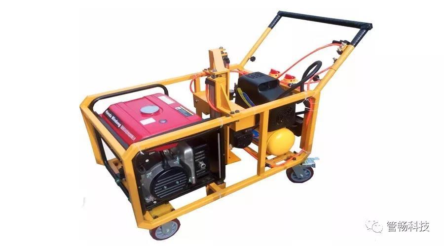 燃气路面钻孔机设备