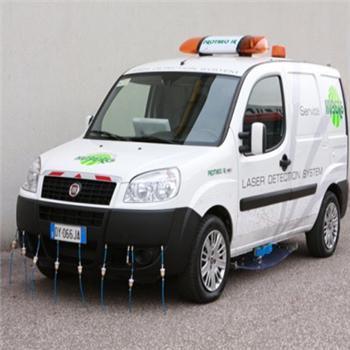 车载燃气管网巡检系统Protheo IR