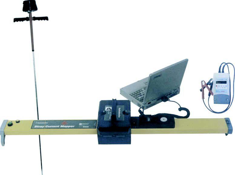杂散电流测绘系统SCM
