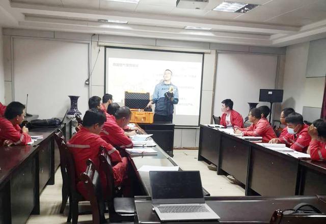 【交付培训】管畅科技西宁中油燃气公司燃气PE管道定位系统GPPL培训之旅