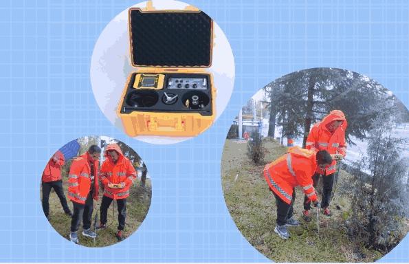 【畅所欲言】管畅科技燃气PE管道定位仪GPPL进驻金地燃气集团,强力破解PE管道探测难题!