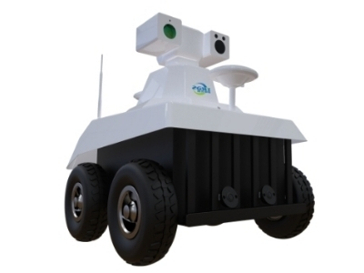 智能场站移动机器人-Discovery-M1