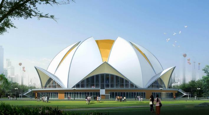 体育场索膜结构与索网结构发展前景