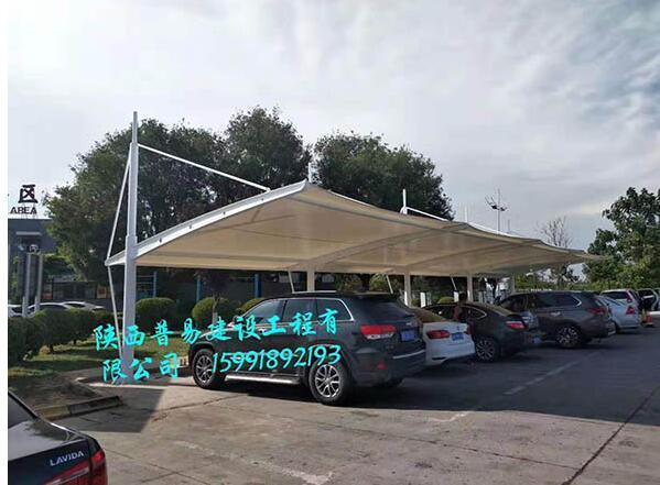 結構車棚好不好,膜結構停車棚給我們帶來哪些優勢?