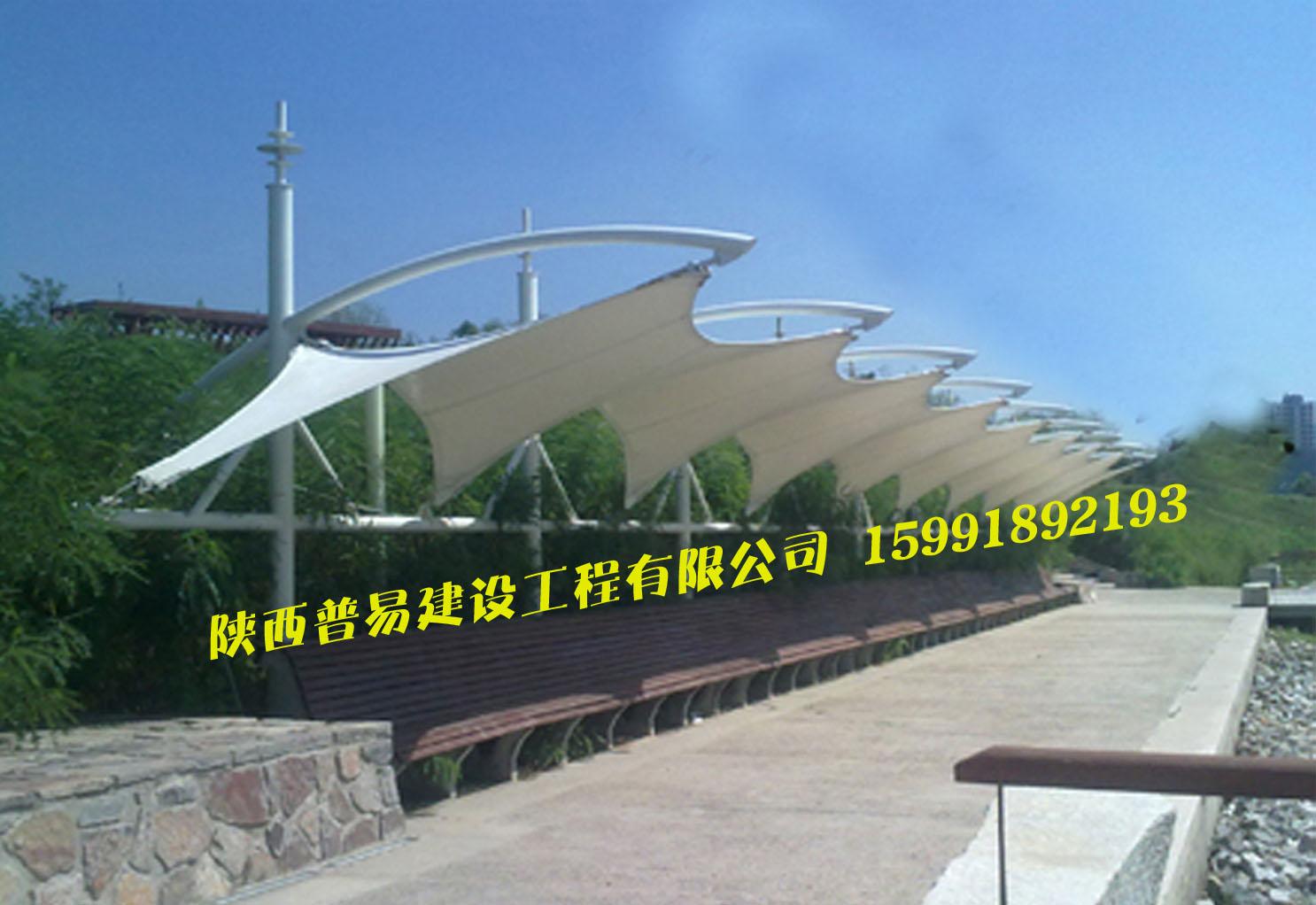 陕西景观膜结构