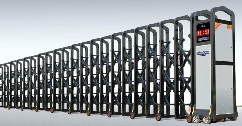 电动伸缩门常见故障及排除方法