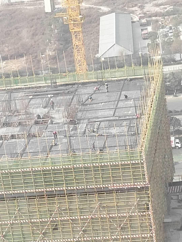 西安沙子水泥工程案例