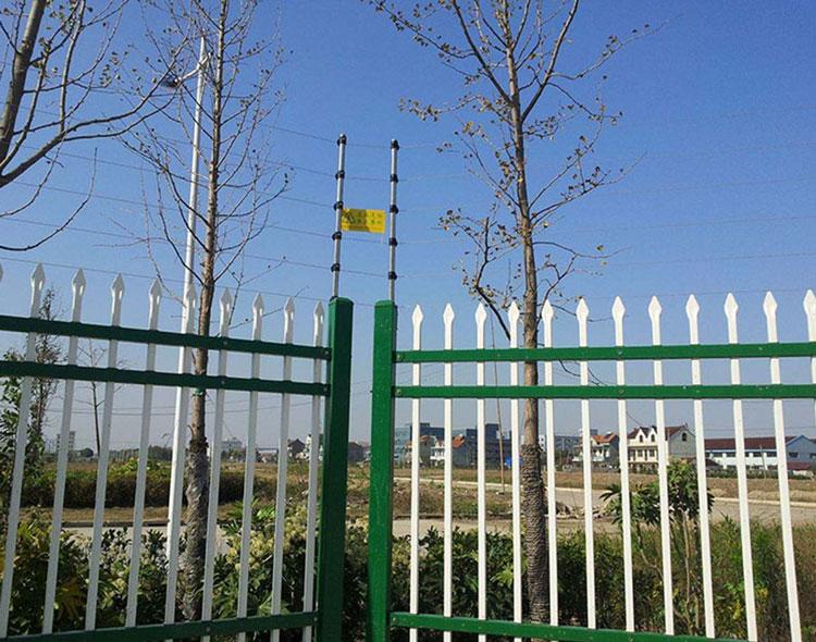 白鹿镇休闲农庄电子围栏安装