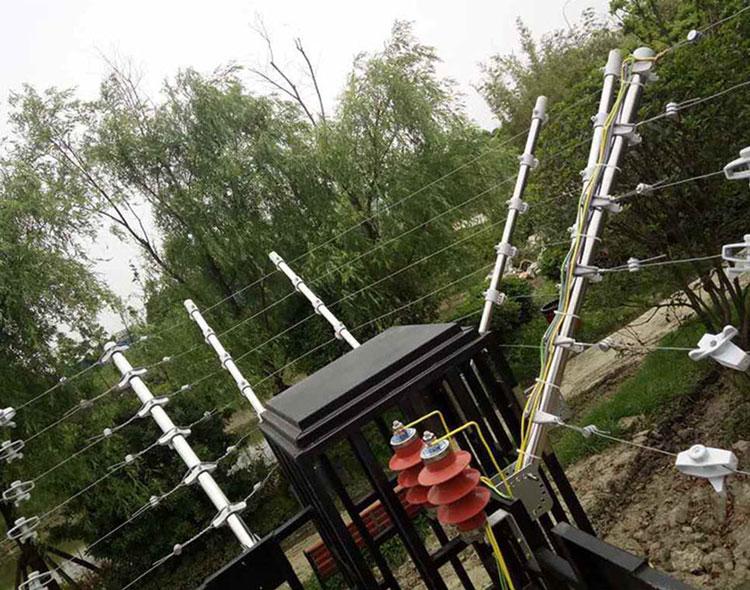 崇州民宿区电子围栏