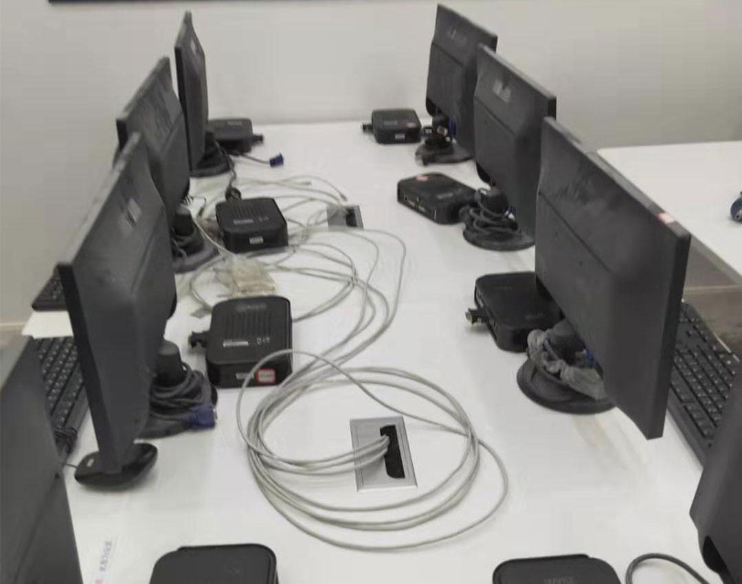 四川万宜能源办公室综合布线