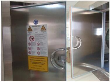 MRI电磁屏蔽门