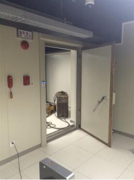 焊接式电磁屏蔽室