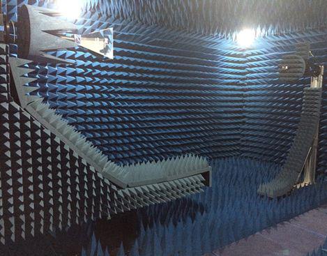 微波暗室设备