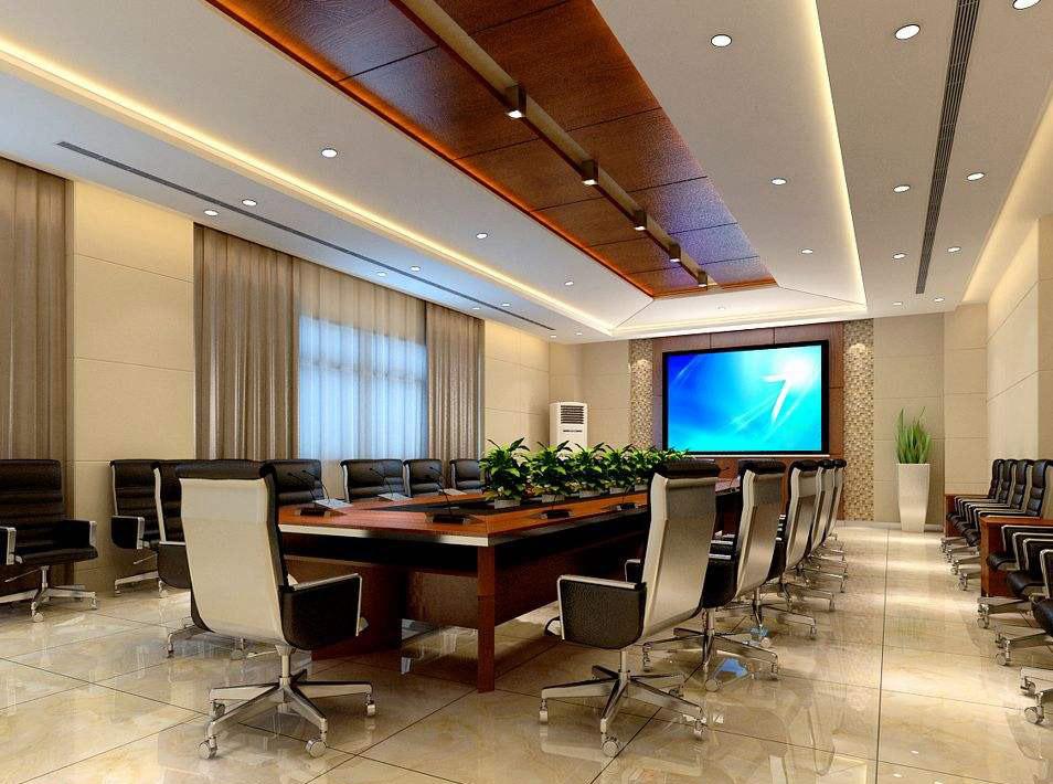 保密会议室