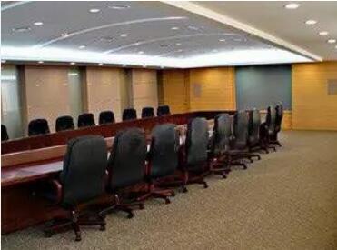 保密会议室现场