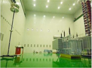 500KV高压局放屏蔽室