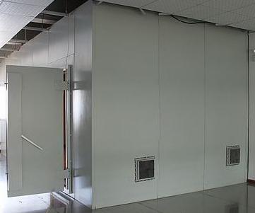 焊接屏蔽室