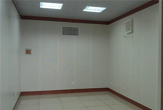 电磁屏蔽机房
