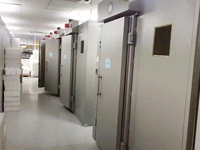 瑞德电磁机房