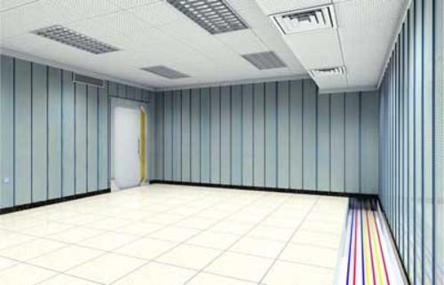 电磁脉冲防护屏蔽室案例: