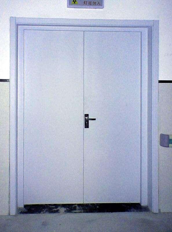 电磁屏蔽门