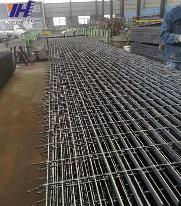 钢格板生产加工图