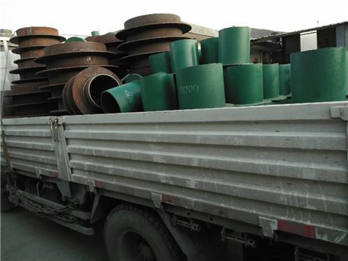 河南柔性防水套管设备河北客户案例