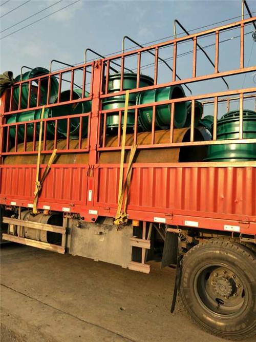 河南柔性防水套管设备湖北客户案例