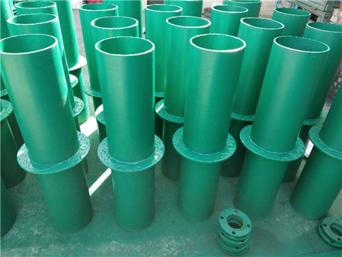 河南柔性防水套管生产