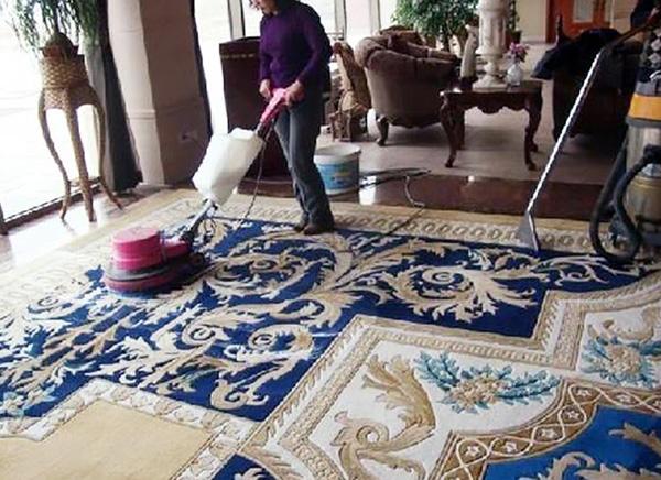 南充地毯清洗