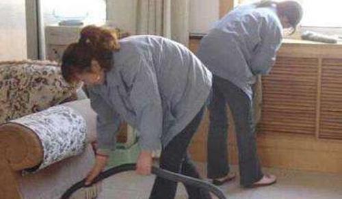 家庭开荒保洁方法