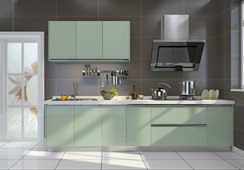 厨房家庭保洁