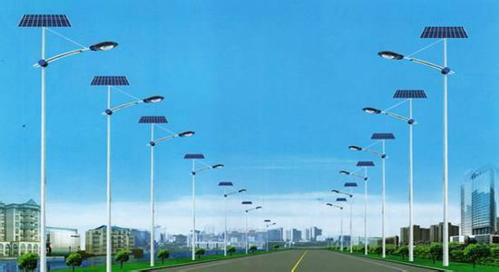 西昌太阳能路灯工程