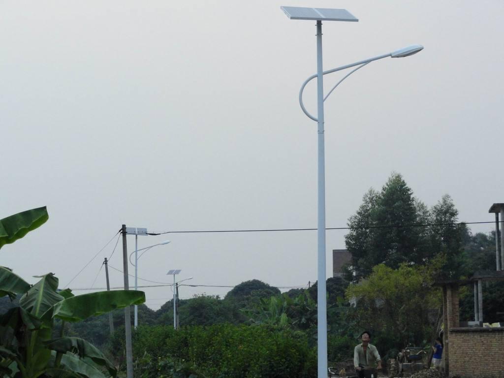 西昌太阳能路灯