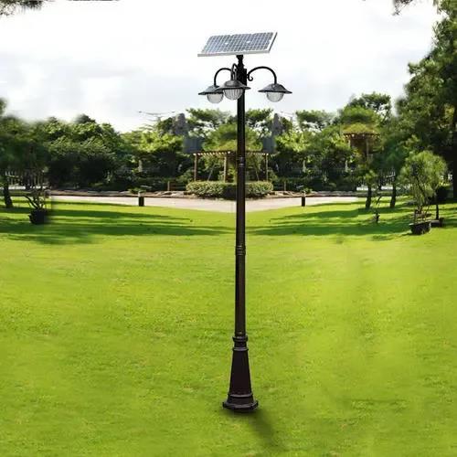 你知道选择太阳能路灯的好处有哪些吗?